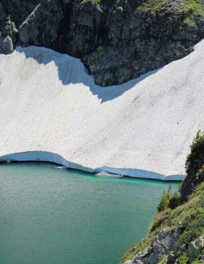 2ое озеро красной горы