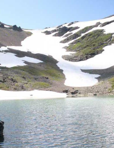 3ое озеро красная гора